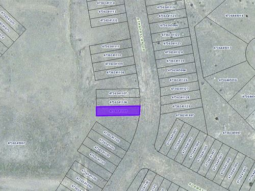 Beautiful Lot In Colorado City, Co : Colorado City : Pueblo County : Colorado