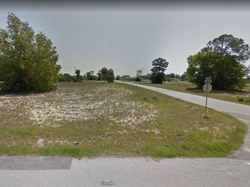 .26 Acres In Cape Coral, FL : Cape Coral : Lee County : Florida