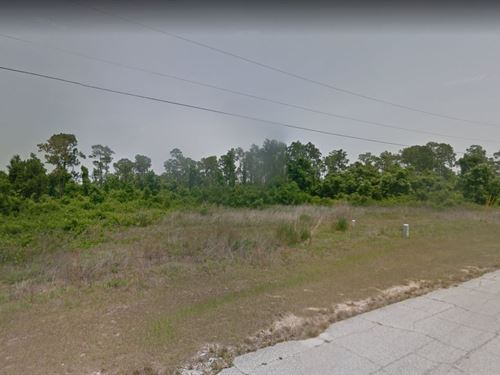 .4 Acres In Poinciana, FL : Poinciana : Polk County : Florida