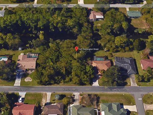.27 Acres In Port Charlotte, FL : Port Charlotte : Charlotte County : Florida