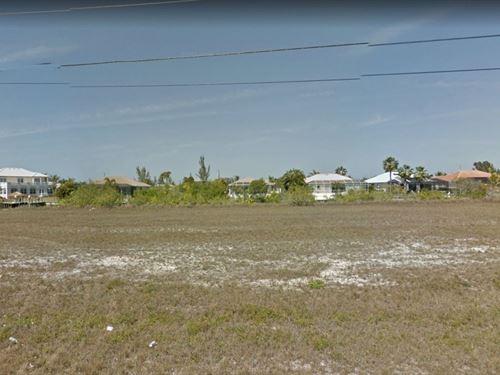 .3 Acres In Cape Coral, FL : Cape Coral : Lee County : Florida