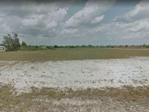 6.33 Acres In Cape Coral, FL : Cape Coral : Lee County : Florida