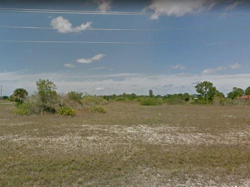 6.67 Acres In Cape Coral, FL : Cape Coral : Lee County : Florida