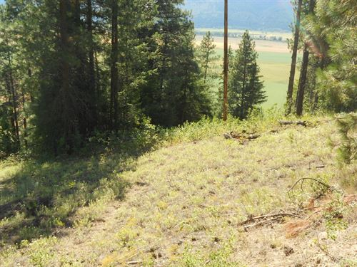 Valley Views : Bonners Ferry : Boundary County : Idaho