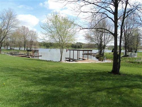 Living And Boating On Beautiful We : Loogootee : Daviess County : Indiana