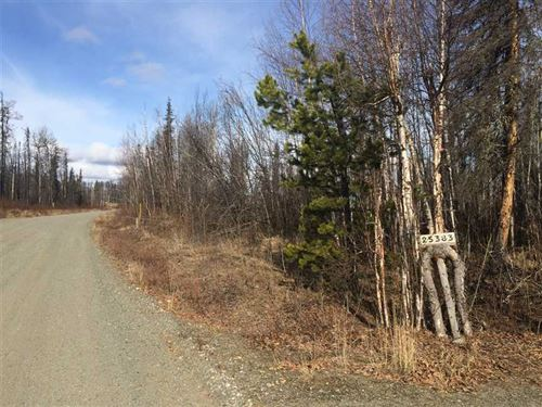 Large 1.47 Acre, Residential/Recre : Willow : Matanuska-Susitna Borough : Alaska