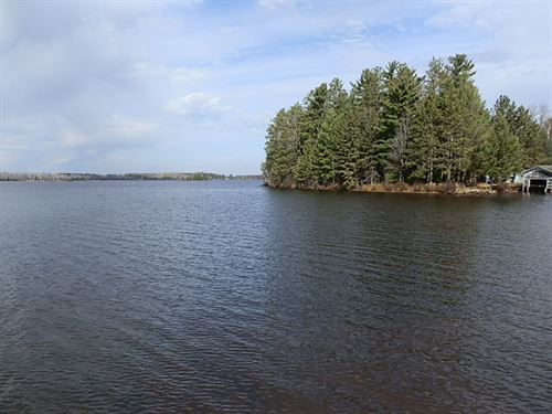 E Pike Lake Lot, Great Lake View : Fifield : Price County : Wisconsin