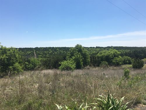 Majestic 6 Acres In Mt. Lakes : Bluff Dale : Erath County : Texas
