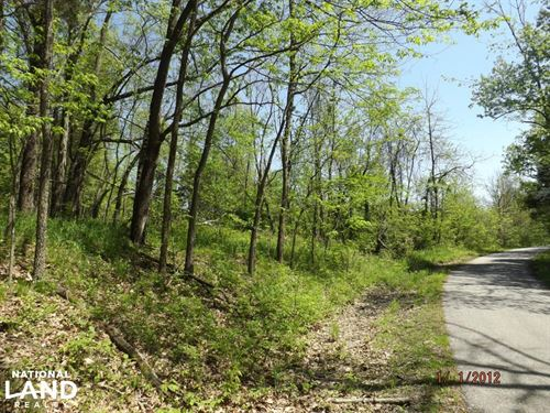 11 Acres Recreational OR Rural Resi : Lawrenceburg : Anderson County : Kentucky
