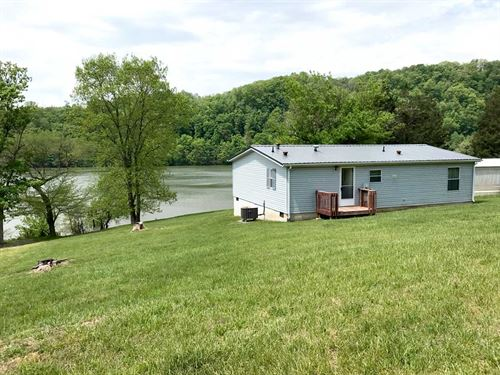Beautiful Lot With Lake Frontage : Hiwassee : Pulaski County : Virginia