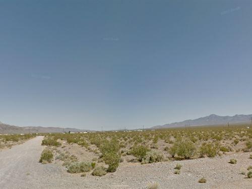 Nye County, Nv $10,000 Neg : Pahrump : Nye County : Nevada