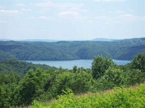 2.10Ac W/Dale Hollow Lake Views : Celina : Clay County : Tennessee
