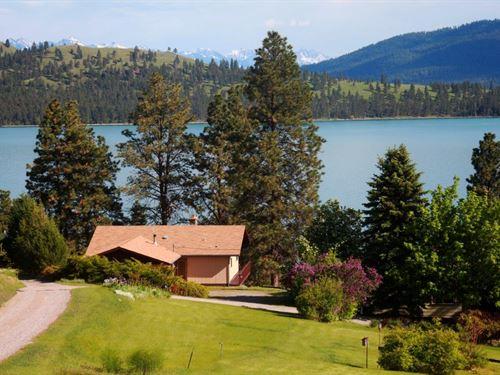 Visions Of Wild Horse Island : Dayton : Lake County : Montana