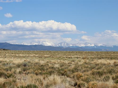 4.92 Acres In Blanca, CO : Blanca : Costilla County : Colorado