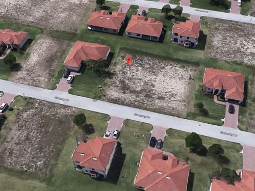 .16 Acres In Poinciana, FL : Poinciana : Polk County : Florida