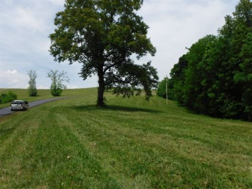 5.93 Ac Close To Dale Hollow Lake : Celina : Clay County : Tennessee