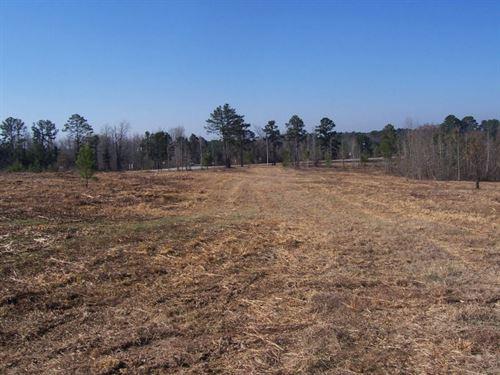 Jasper County Building Tract : Monticello : Jasper County : Georgia