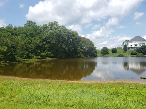 Lakefront Lot In Legacy Bay : Mooresburg : Hawkins County : Tennessee