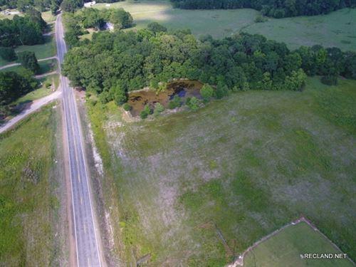 14 Ac - Pasture With Home Site Pote : Winnsboro : Franklin Parish : Louisiana