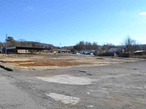 Commercial Land on Hwy 65 For Sale : Marshall : Searcy County : Arkansas
