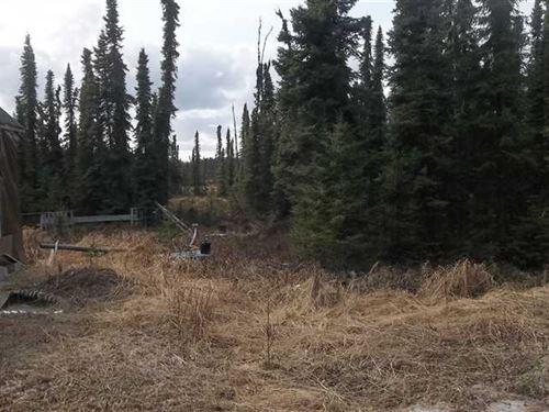 Rustic Alaska Feel Minutes From to : Soldotna : Kenai Peninsula Borough : Alaska