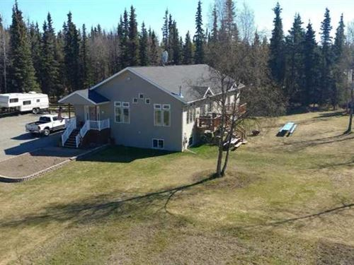 Room For All Your Toys And More : Kenai : Kenai Peninsula Borough : Alaska