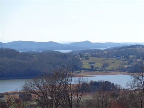 Cherokee Lake View Lot : Bean Station : Grainger County : Tennessee
