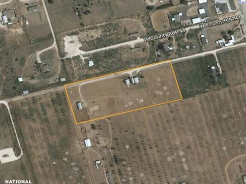 Great Commercial Location With Home : Midland : Texas