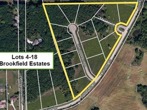 Brookfield Estates Seneca Lots 4-18 : Seneca : LaSalle County : Illinois