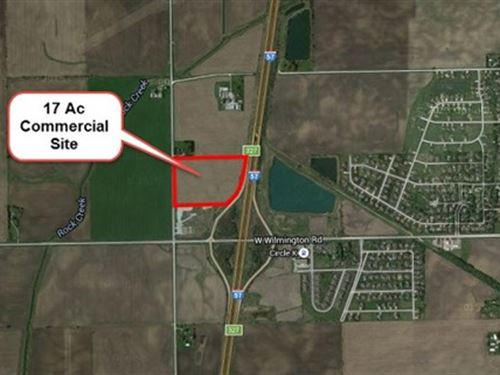 17 Ac I-57 Commercial Site : Peotone : Will County : Illinois