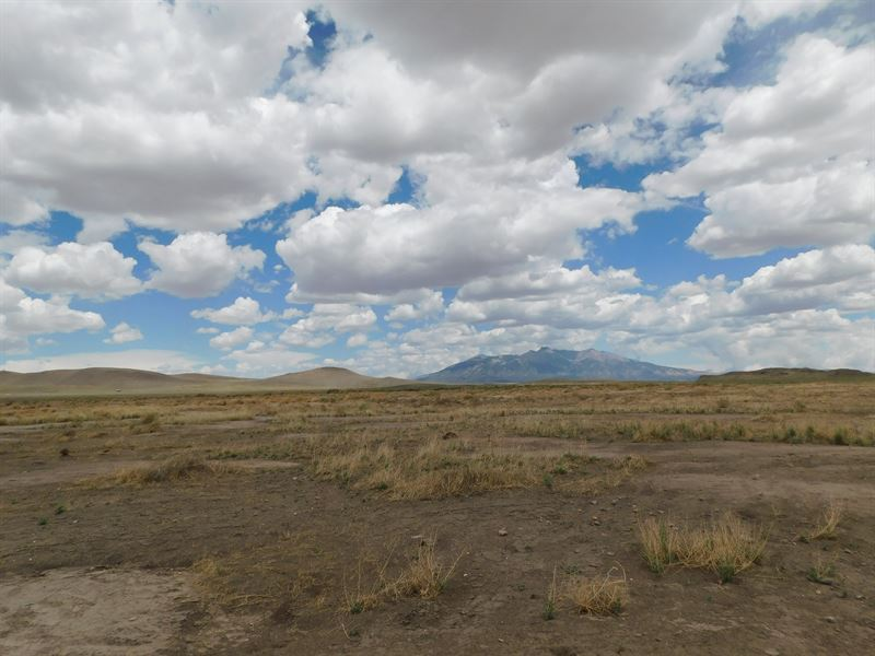 Five Acres Near Fort Garland : Fort Garland : Costilla County : Colorado