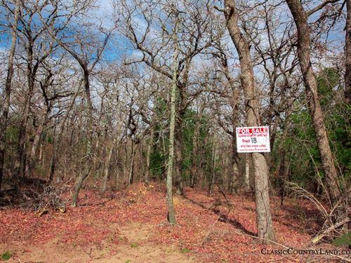 Legacy Ranch Beautiful Oklahoma 18 : Burneyville : Love County : Oklahoma