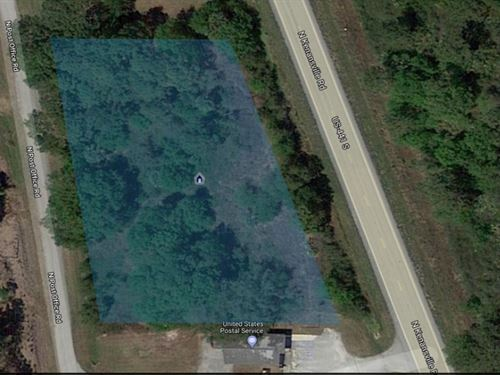 1.06 Single Family Residential Lot : Kenansville : Osceola County : Florida