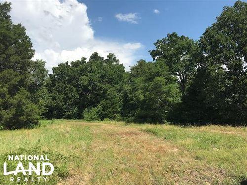 Rolling, Timber, Pasture, Wildlife : Mabank : Kaufman County : Texas