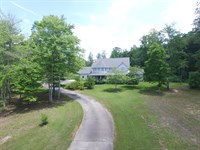 Huge Home On 19.8 Acres : Ashville : Saint Clair County : Alabama