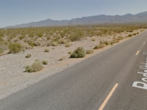 Nye County, Nv $105,000 : Pahrump : Nye County : Nevada