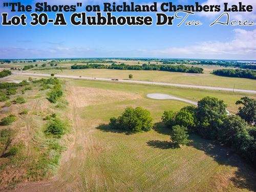 2 Acres In Navarro County : Corsicana : Navarro County : Texas