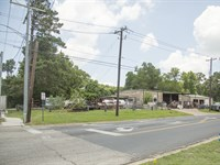 Commercial Corner Sycamore Ave : Huntsville : Walker County : Texas