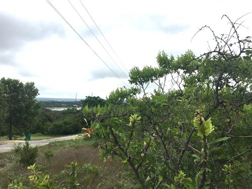 1+ Scenic Acre Homesite In Mt. Lake : Bluff Dale : Erath County : Texas