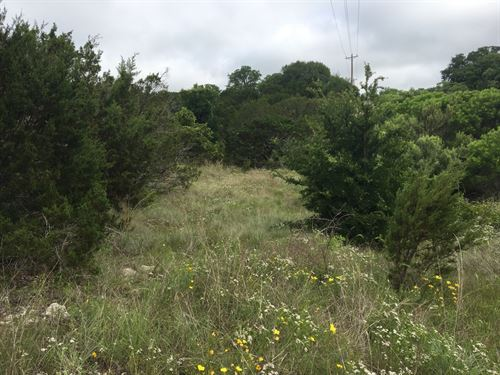 5 Scenic Acres - Perfect Homesite : Bluff Dale : Erath County : Texas