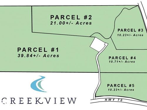 Columbiana Creekview Parcel 5 : Columbiana : Shelby County : Alabama