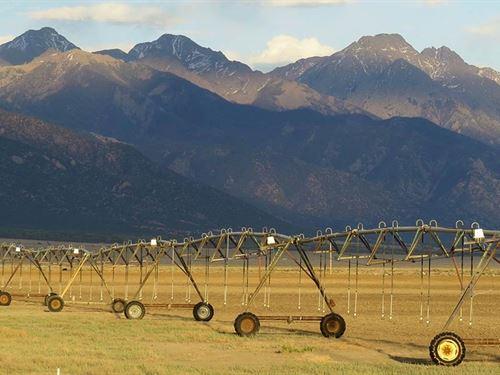 North San Luis Valley Portfolio : Moffat : Saguache County : Colorado