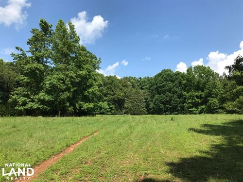 Mini Farm And Homesite, 7.74 Acres : Belton : Greenville County : South Carolina