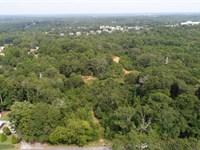 Wooded Residential : Liberty : Oconee County : South Carolina