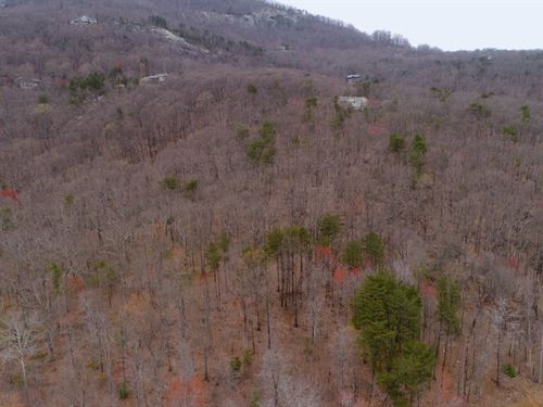 Foothill Of Glassy Mountain : Landrum : Greenville County : South Carolina