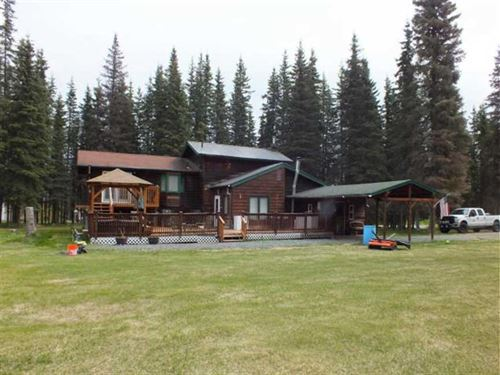 Check This Out Over 4 Acres Nicely : Sterling : Kenai Peninsula Borough : Alaska