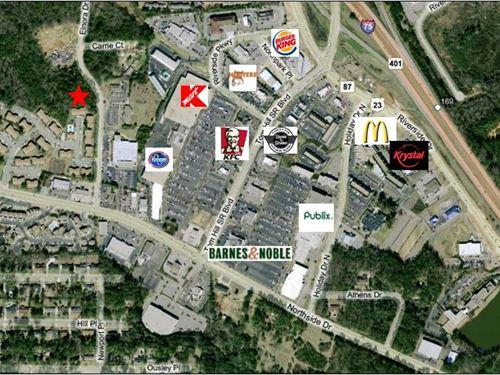 Professional Office Site : Macon : Bibb County : Georgia