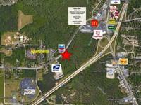 Commercial Development Site : Macon : Bibb County : Georgia
