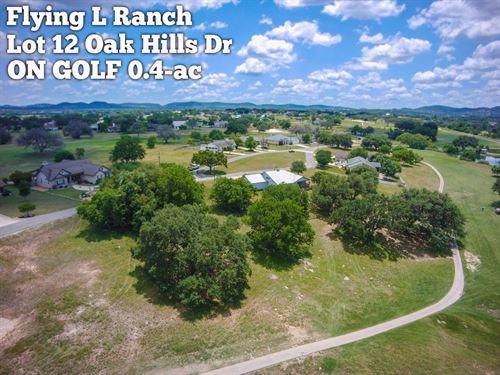 .42 Acres In Bandera County : Bandera : Texas