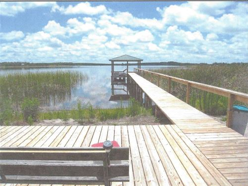 Lake Frontage Lake Annie : Dundee : Polk County : Florida